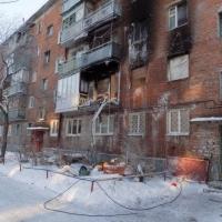 Восемь семей вернутся в пострадавший от взрыва дом в Омске