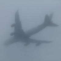 Туман помешал десяти рейсам в омском аэропорту