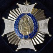 Губернатора наградили православным орденом