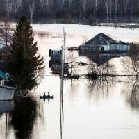МЧС сообщило паводковую обстановку на территории Омской области