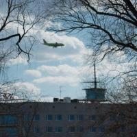 Самолет до Омска чуть не врезался в воздушный шар