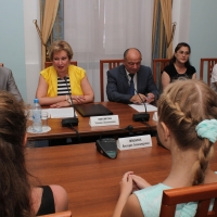 Виктору Назарову предложили провести следующие Дельфийские игры в Омской области