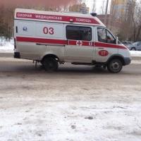 Пожилой водитель сбил школьников на пешеходном переходе в Омске