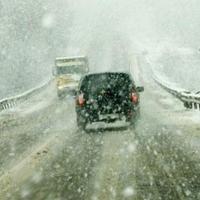 В Омской области из-за сложных погодных условий произошло почти 200 ДТП