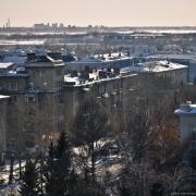 Омский институт водного транспорта закончит ремонт только к весне