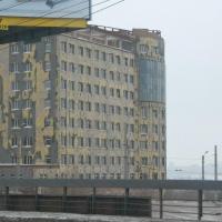 Гостиницу Hilton в Омске решили достроить