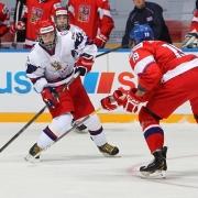 Молодого омского хоккеиста сравнили со знаменитыми игроками НХЛ