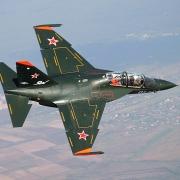Завод Баранова изготовит двигатели для боевого самолета Як-130