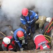 Омские спасатели закончили разбирать завалы