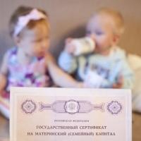 В 2017 году материнский капитал получили почти 2 тысячи омских семей