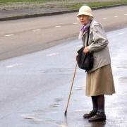 Омская пенсионерка пострадала под колесами автобуса