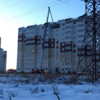 Взорвавшийся в Омске дом восстановят за счет городского бюджета