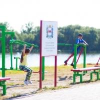Омичей приглашают заняться спортом под открытым небом