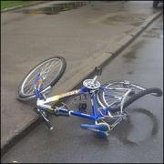 """В Омске водитель """"Жигулей"""" сбил подростка-велосипедиста"""