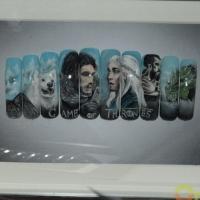 На омском чемпионате парикмахеров представили маникюр в стиле «Игры престолов»