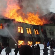 Пенсионерка из Омской области погибла в огне