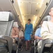 На борту самолёта, вылетевшего из Омска, умер пассажир
