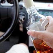 В Омске пьяный водитель без прав пытался сбежать от полиции