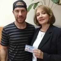 Хоккеист Рой Дерек получил разрешение на работу в Омске
