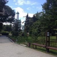 Депутат Провозин пообещал купить «аховые» растения в сквер в центре Омска