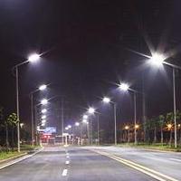 В Омске осветят десять улиц
