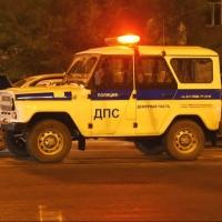 Двое омичей пострадали в массовом ДТП на перекрестке Мельничная-Южная
