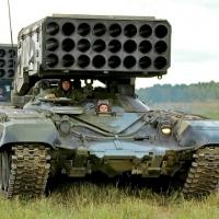 """Омская огнеметная система стала """"Золотой идеей"""""""