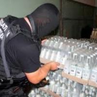 Омский пристав восемь часов считал бутылки водки