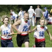 Детский спортивный праздник прошёл в Кировском округе
