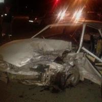 В Омске при лобовом столкновении двух ВАЗов пострадали три человека
