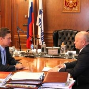 """""""Газпром"""" стал единым оператором газовой сети в Омской области"""