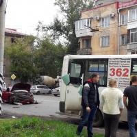 Трое подростков пострадали в ДТП в Омске