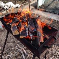 МЧС рассказало, где омичи могут пожарить шашлык
