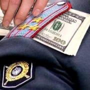 Шесть сотрудников омского автонадзора задержаны за взятки