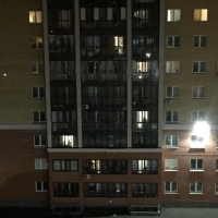 Омичи из элитного дома устроили под окнами помойку
