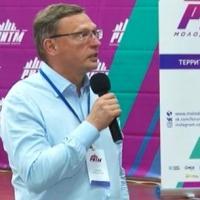 Бурков впервые высказался о воссоздании в Омске Ильинского собора