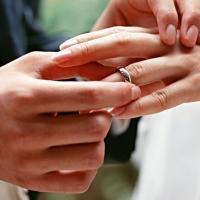 В Омской области сократилось число свадеб и разводов