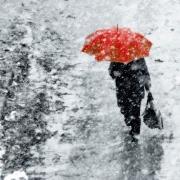 На праздник синоптики обещают снег