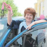 Уехала на новой машине  медсестра Омской БСМП № 2