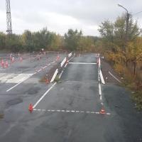 В Омской области автошколе придется расширить автодром и купить манекен