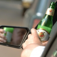 Пьяного водителя приговорили к трем годам строгого режима за дачу взятки