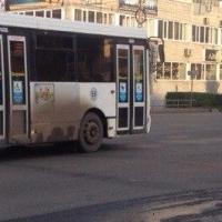 В Омске изменится схема маршрута автобуса № 52