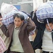 Таджикским мигрантам прервали поход