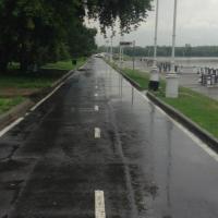 Мэр Омска поручил отремонтировать дополнительно 50 тротуаров