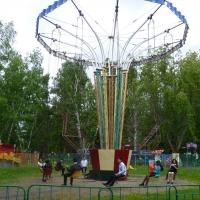 В Омске введут парковые карты для аттракционов