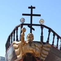 В Омской области завершился Крестный ход по водам Иртыша