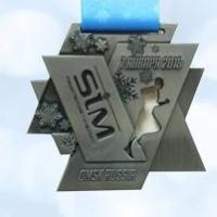 На Рождественском полумарафоне в 2018 году вручат медали с новым дизайном