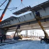В Омске второй виадук на 21-й Амурской откроется 20 декабря