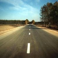 В Омской области построены две дороги за 27 миллионов