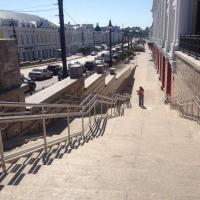 Алексей Миллер откроет в Омске Любинский проспект